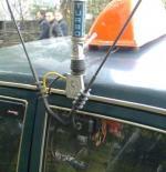Авто антенна своими руками фото